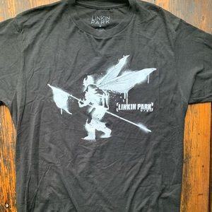 Linkin Park Street Soldier T Shirt